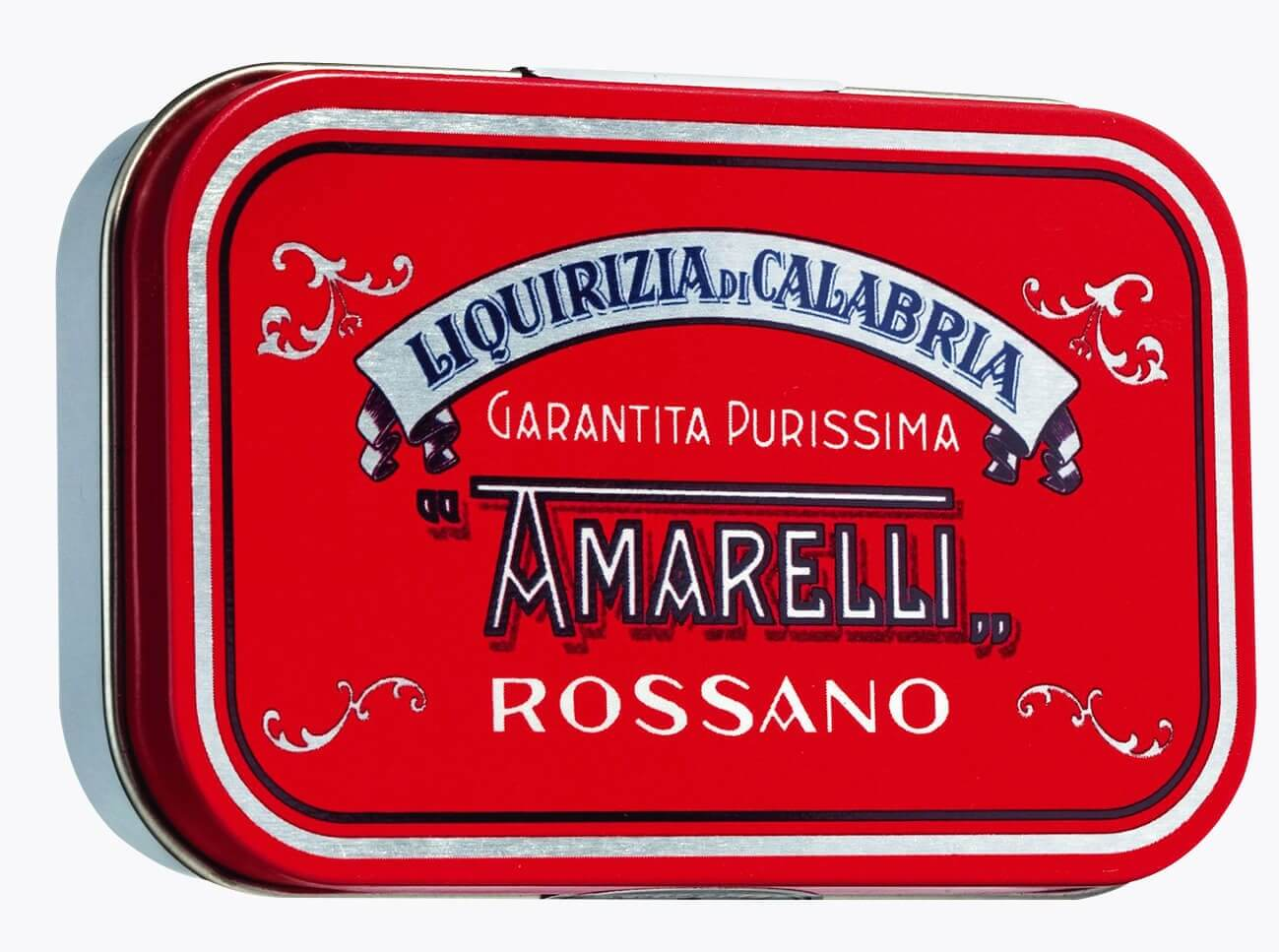 Lakritze von Amarelli