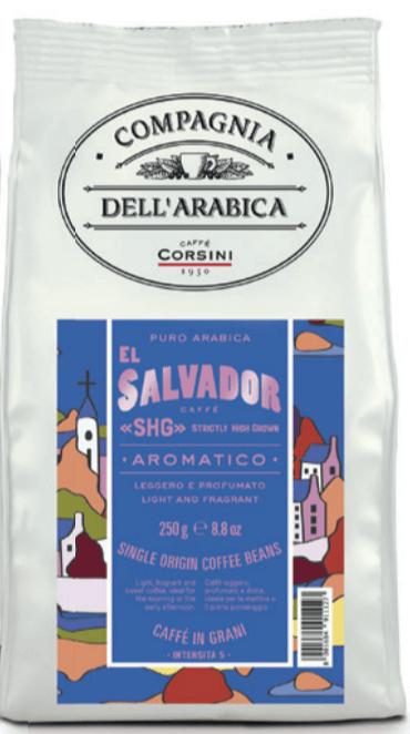 Caffè Corsini El Salvador Kaffee