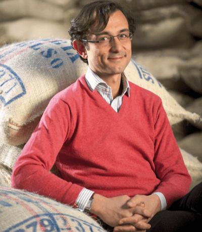 Präsident von Caffè Corsini Dott. Patrick Hoffer