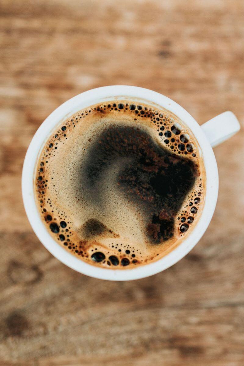 Cellini Kaffee in Tasse