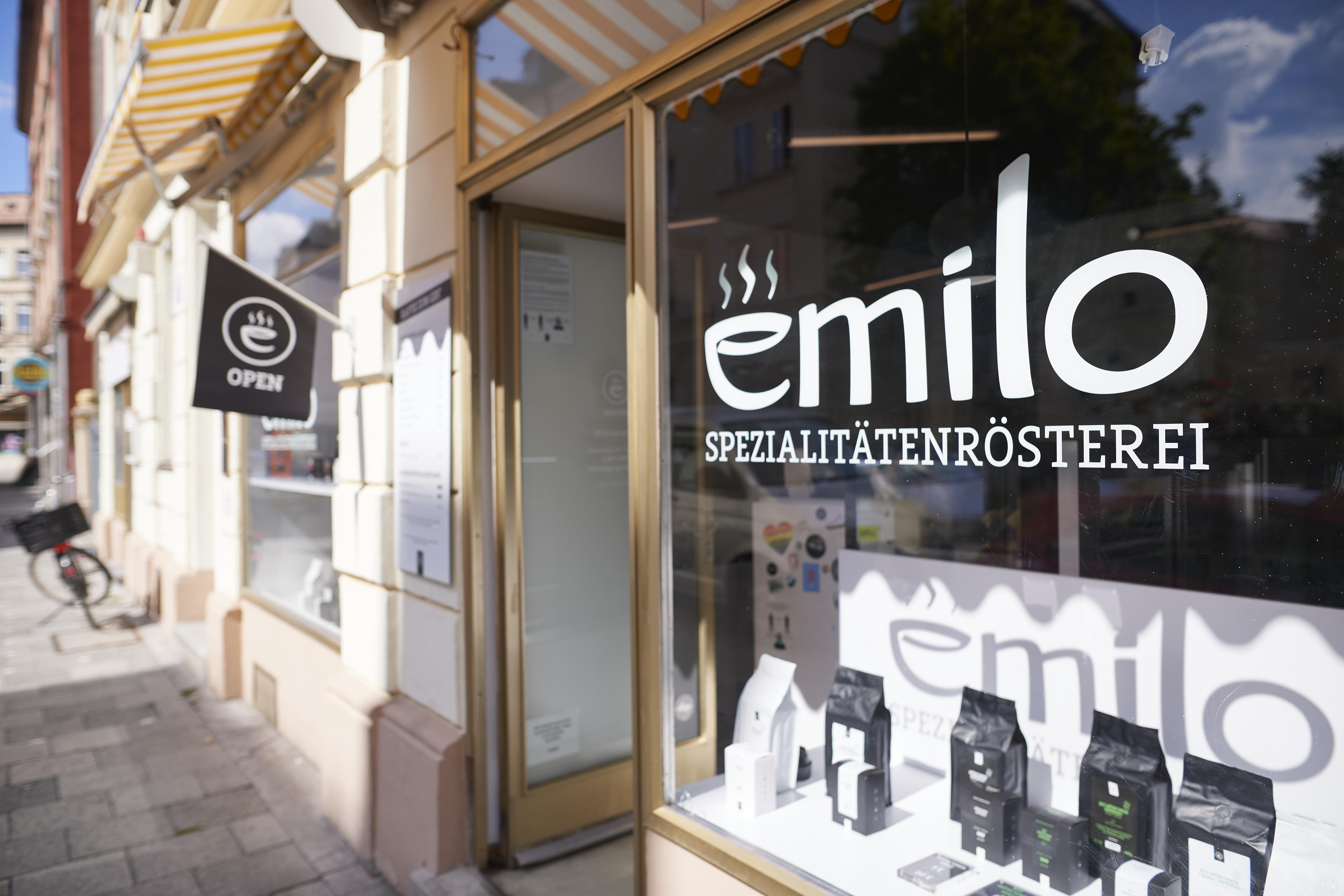 emilo Laden in München