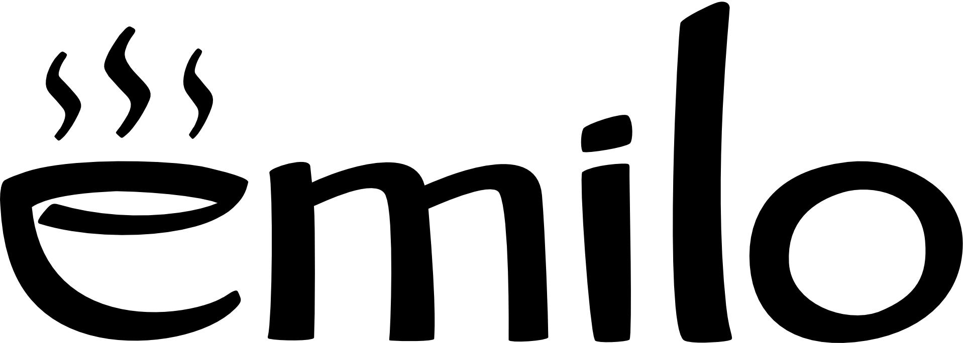 emilo Logo ohne Spezialitätenrösterei