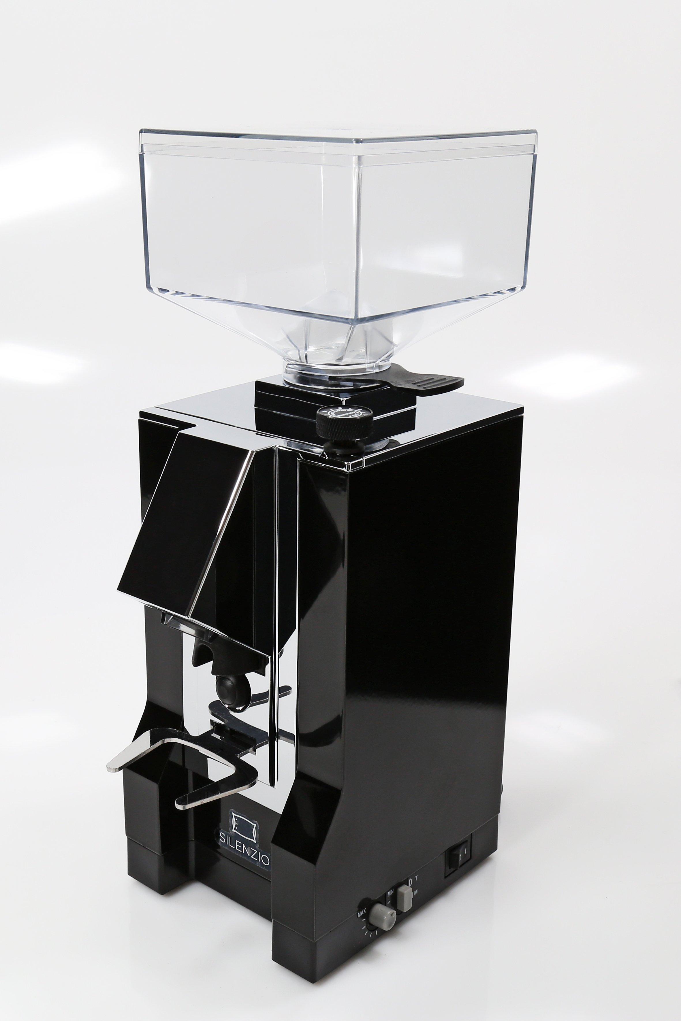 Eureka Espressomühle Silenzio 15BL, Schwarz