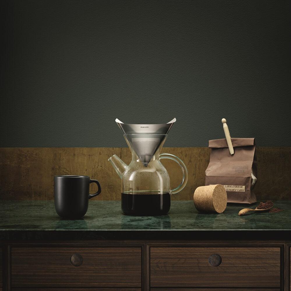 Eva Solo Kaffee zubereiten Pour Over