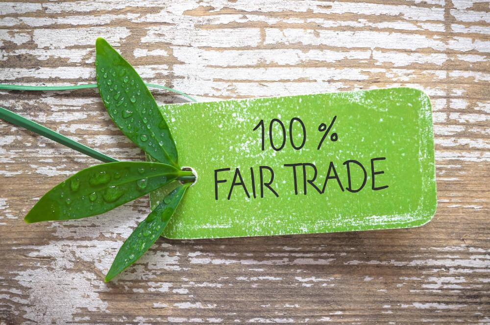 100% Fairtrade Tee