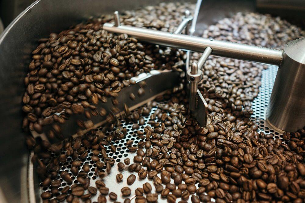 schonende Röstung für Farmers Voice Demeter Kaffee