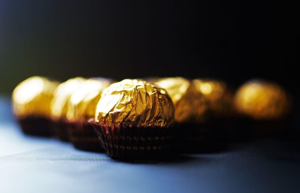 Ferrero Rocher Schokolade