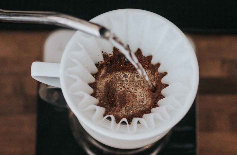 Filterkaffee Zubereitung