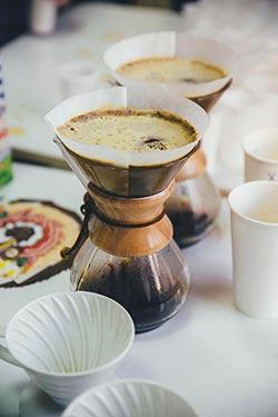 Hand Filterkaffee