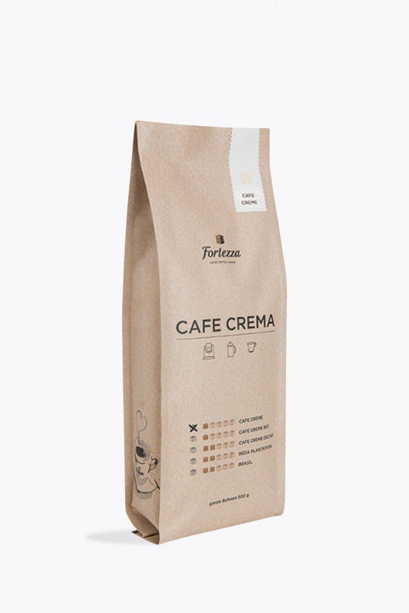 Fortezza Cafe Crema Cafe Creme