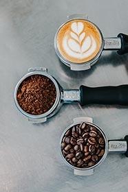 Werkzeug für Kaffee