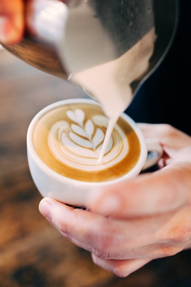 Heilandt Kaffeemanufaktur Latte Art
