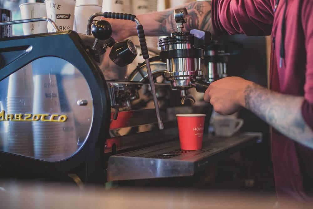 Hornig Café Barista