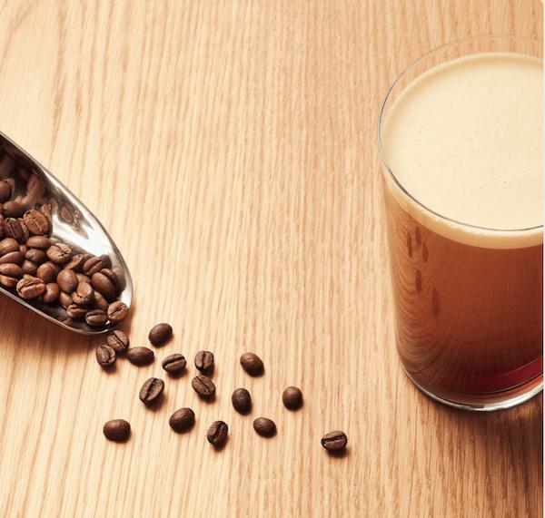 Nitro Kaffee Nitro Coffee mit isi Bereiter