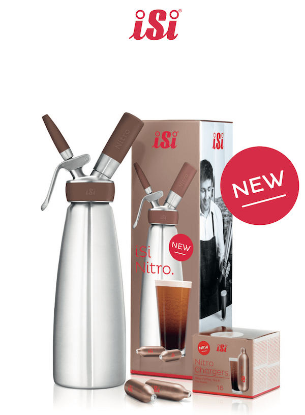 iSi Nitro Cold Brew Whip Kaffeebereiter