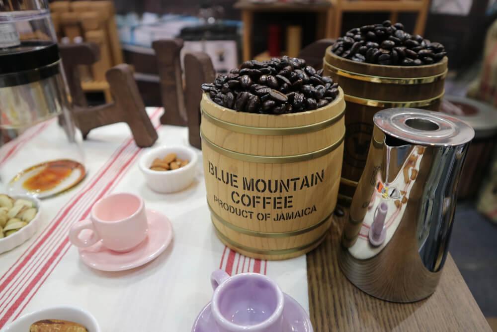 Jamaica Blue Mountain Kaffee Zubereitung
