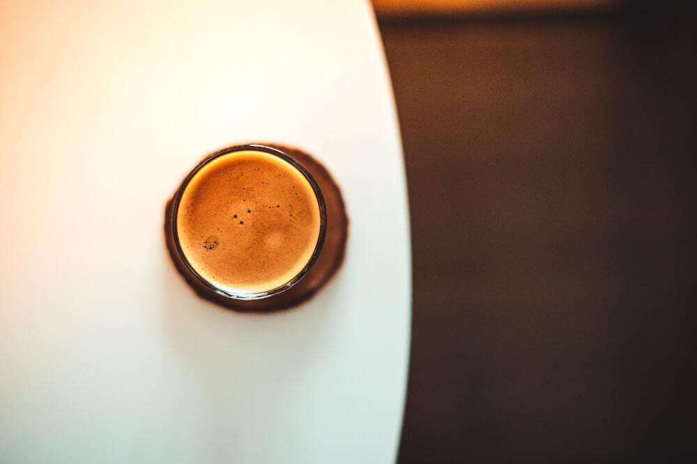 köstlicher Espresso