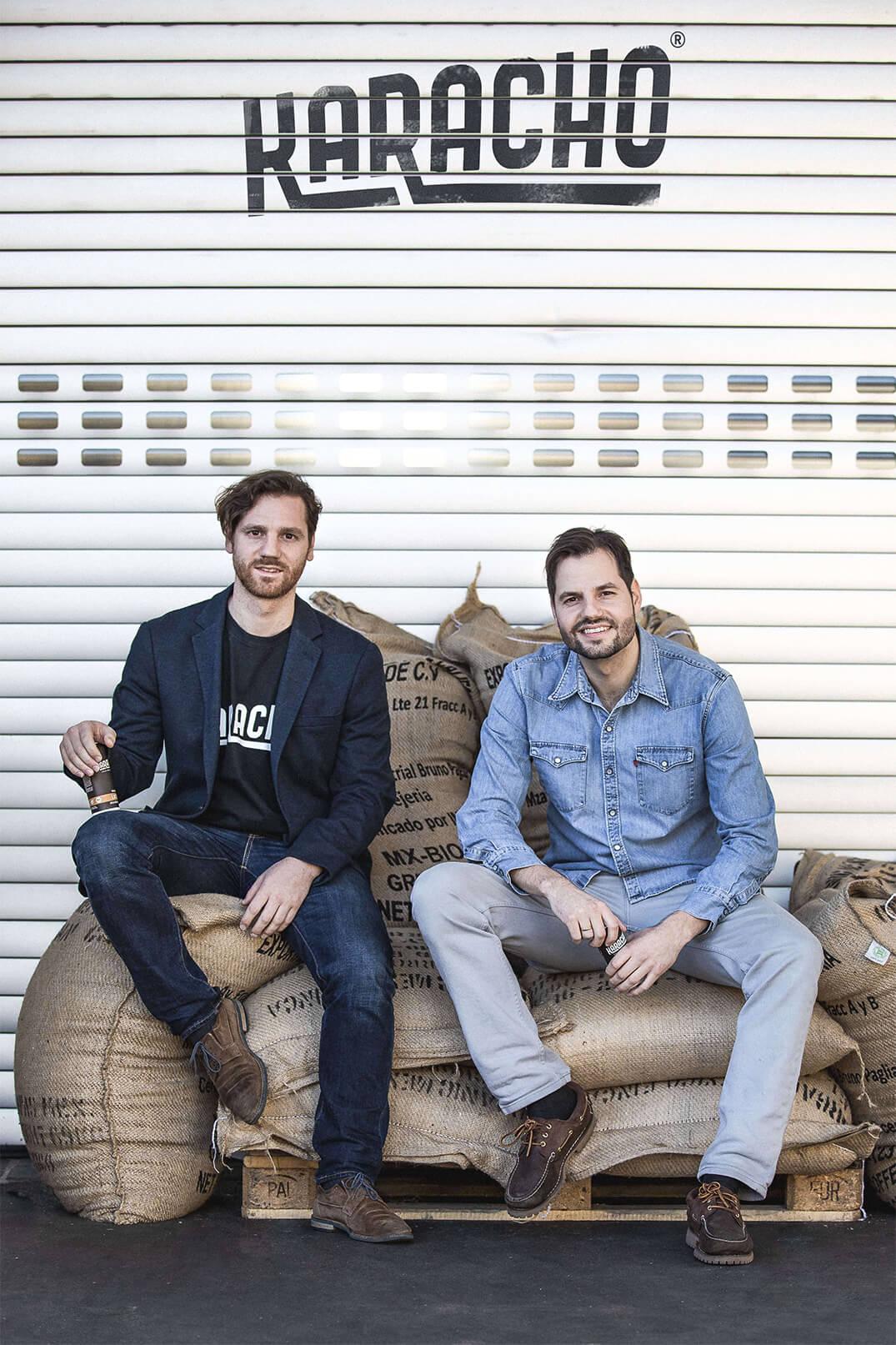Gründer von Karacho: Oliver und Jonas Braun