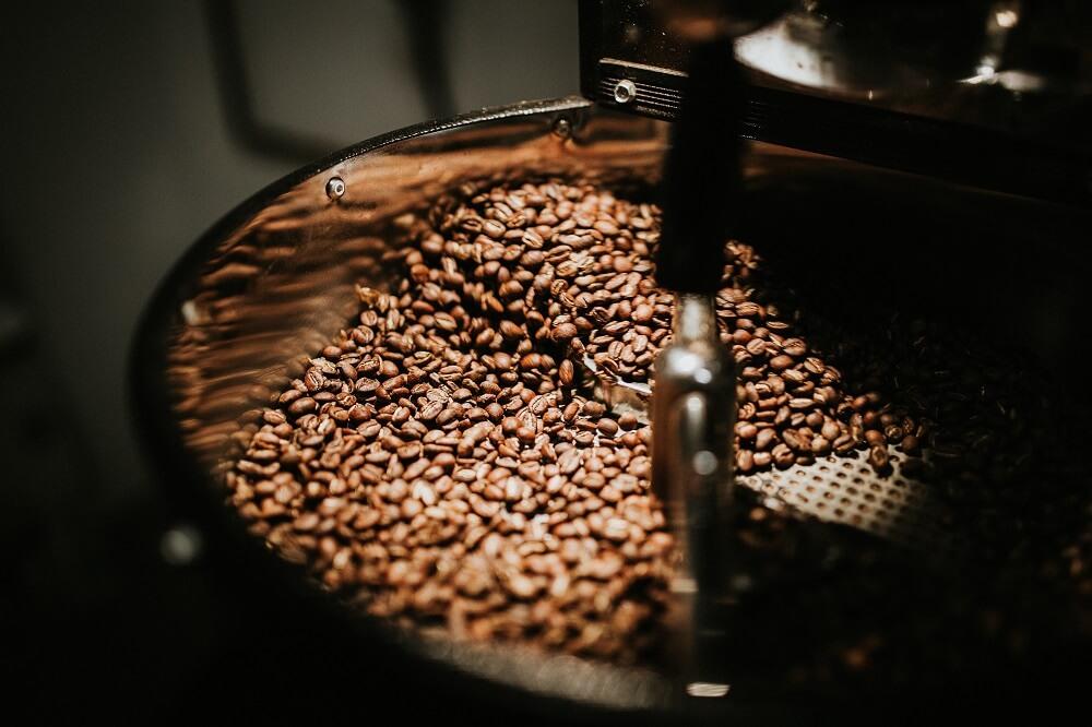 Langen Kaffee Trommelröstung für qualitativ hochwertige Bohnen