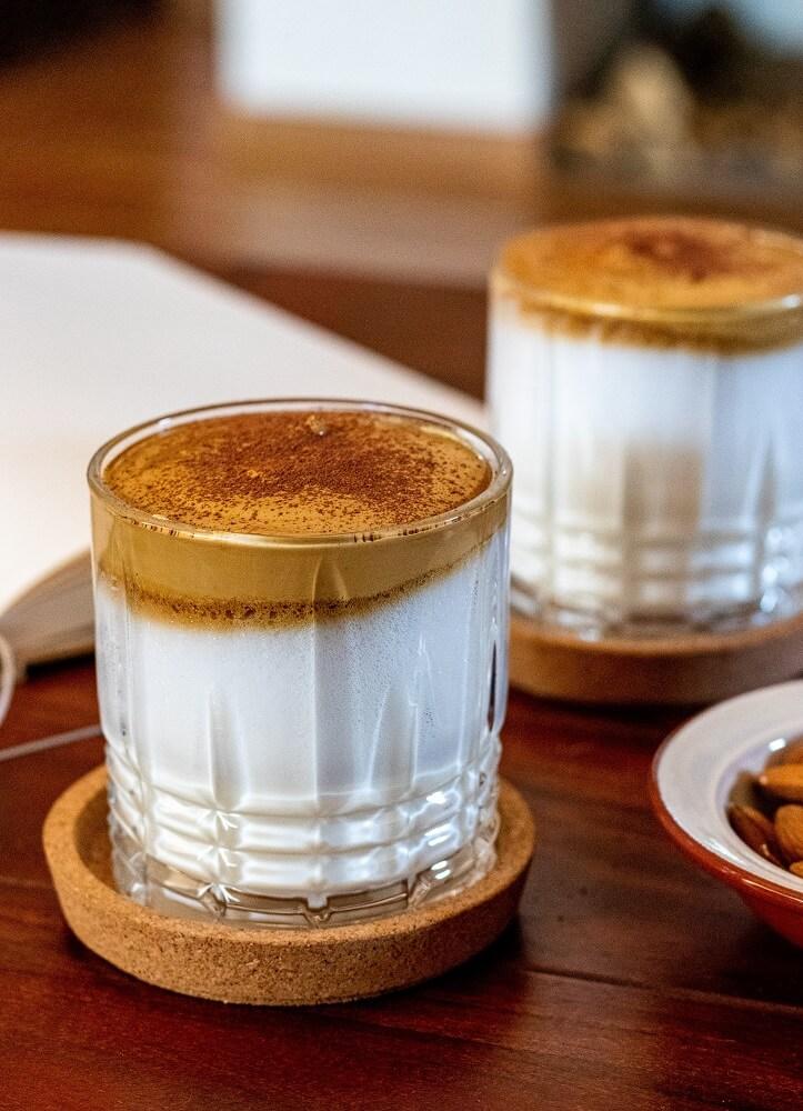 Instant Kaffee für Dalgona Coffee