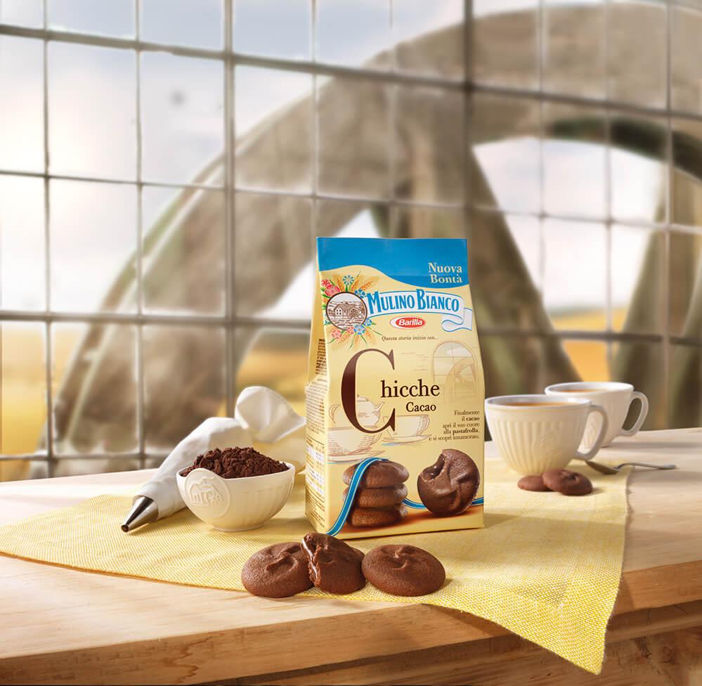 Mulino Bianco Chicche Cacao