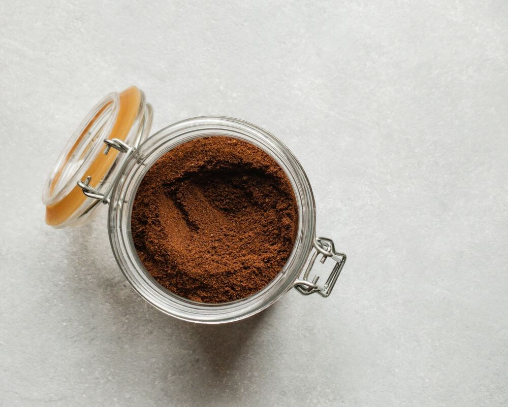 Kaffeemehl mit Macap Espressomühle