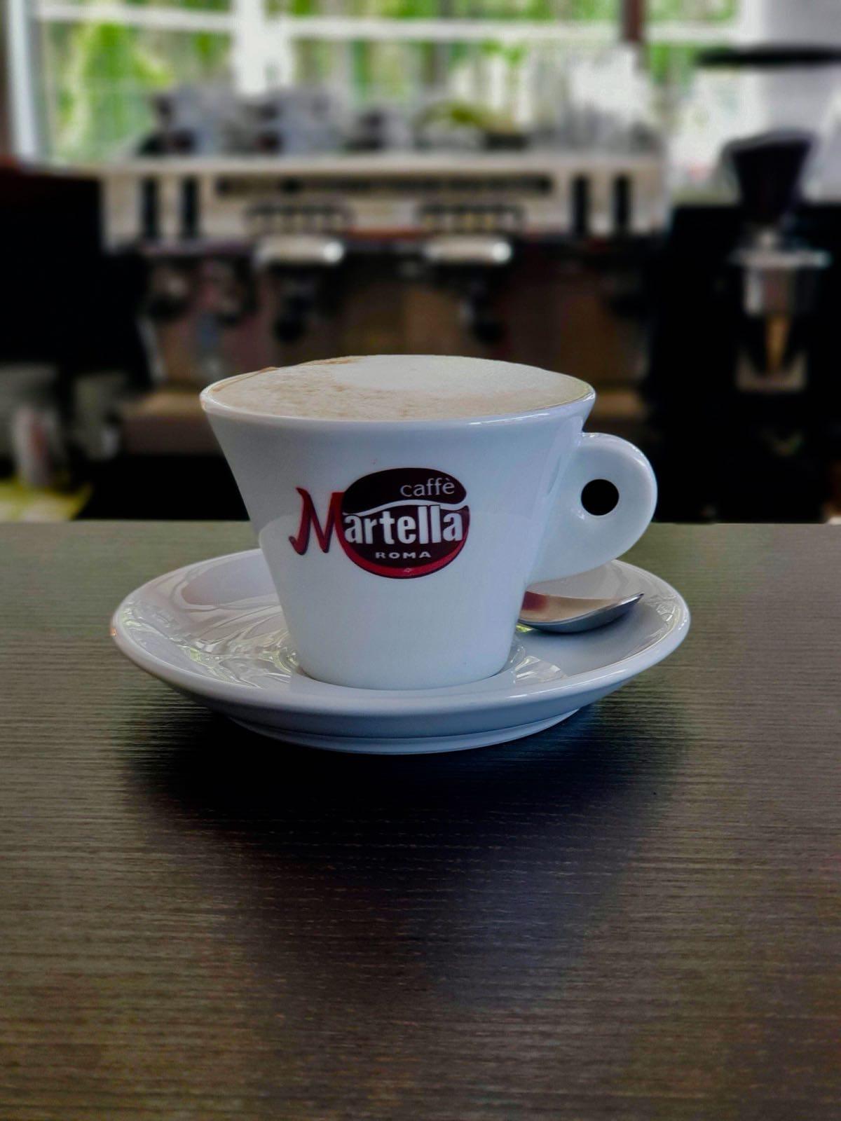 Cappuccinotasse von Martella