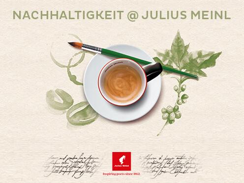 Julius Meinl Kaffee Nachhaltigkeit