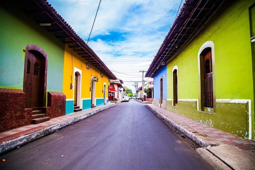 Nicaragua Strassen