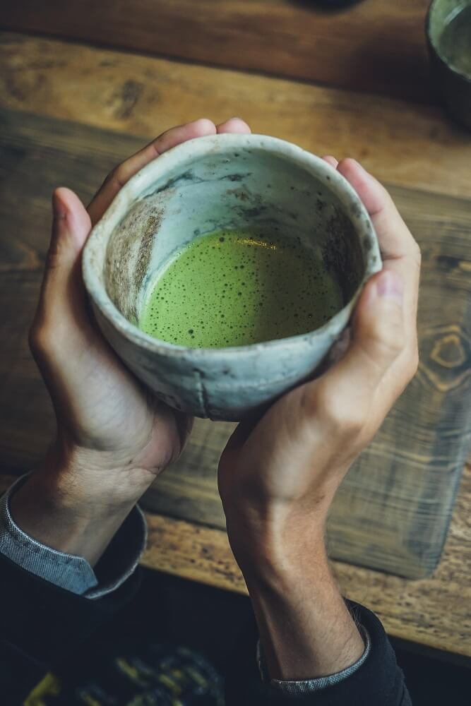 One & Only Matcha Tee