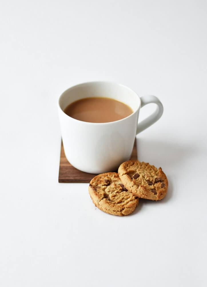 Kaffee und Patisserie Matheo Cookies