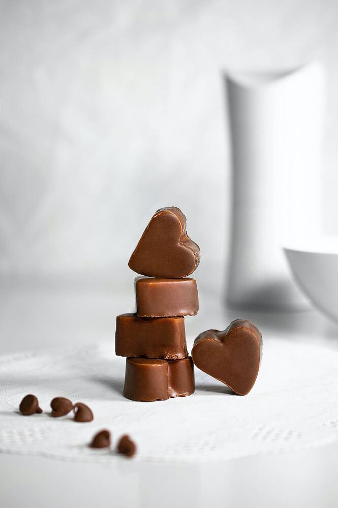 Schokoladen-Pralinen von Pralinenbote
