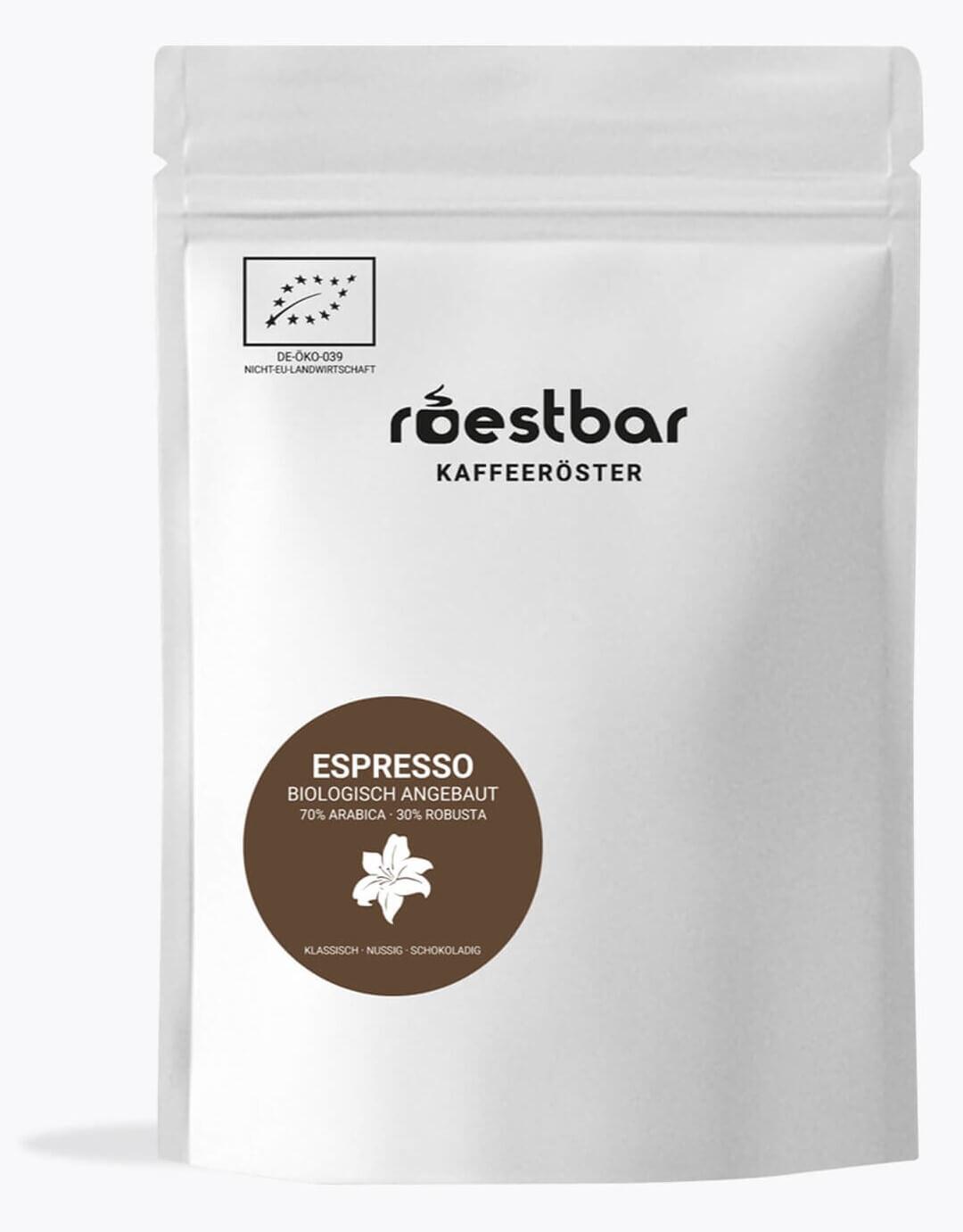 roestbar Bio Espresso