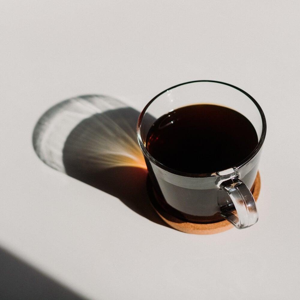 frischer Filterkaffee mit Severin Filtermaschine