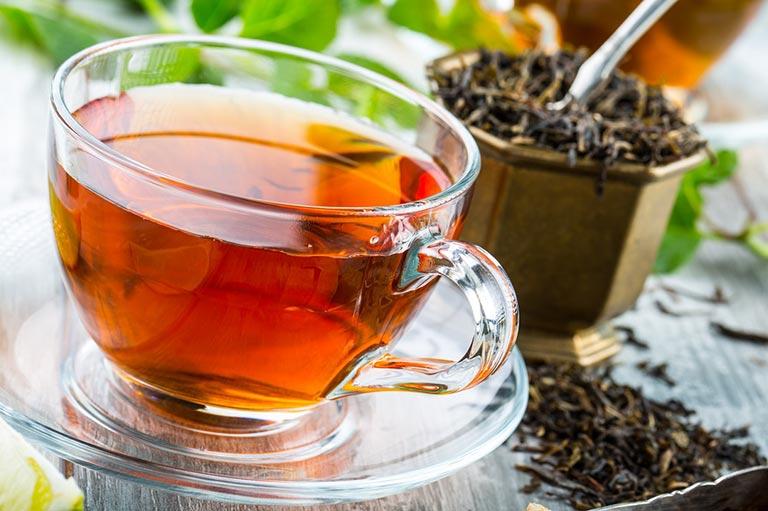Darjeeling Tee in Tasse