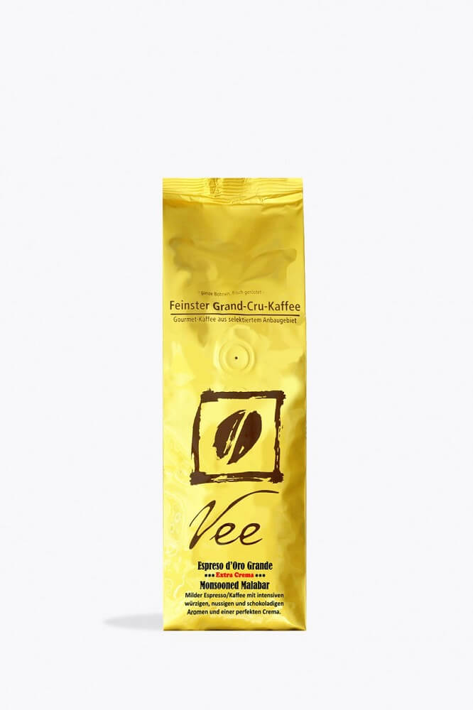 Vee´s Kaffee d´Oro Grande Monsooned Malabar