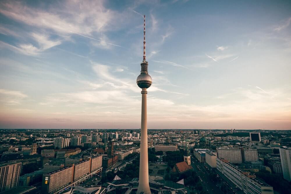 Berlin ist Gründerort von Veganz