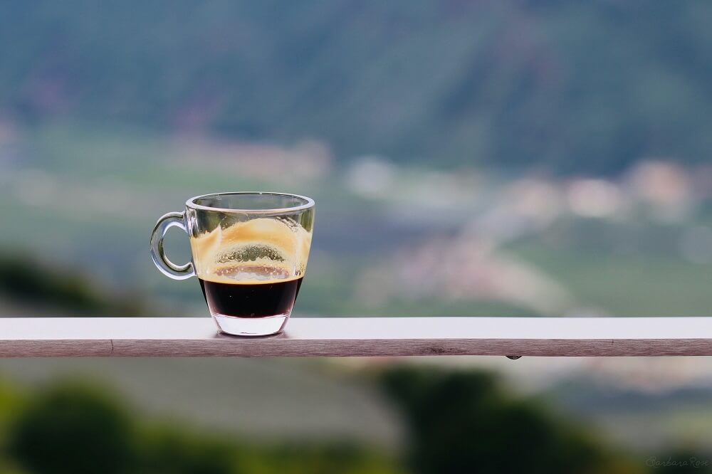 Outdoor Espresso unterwegs