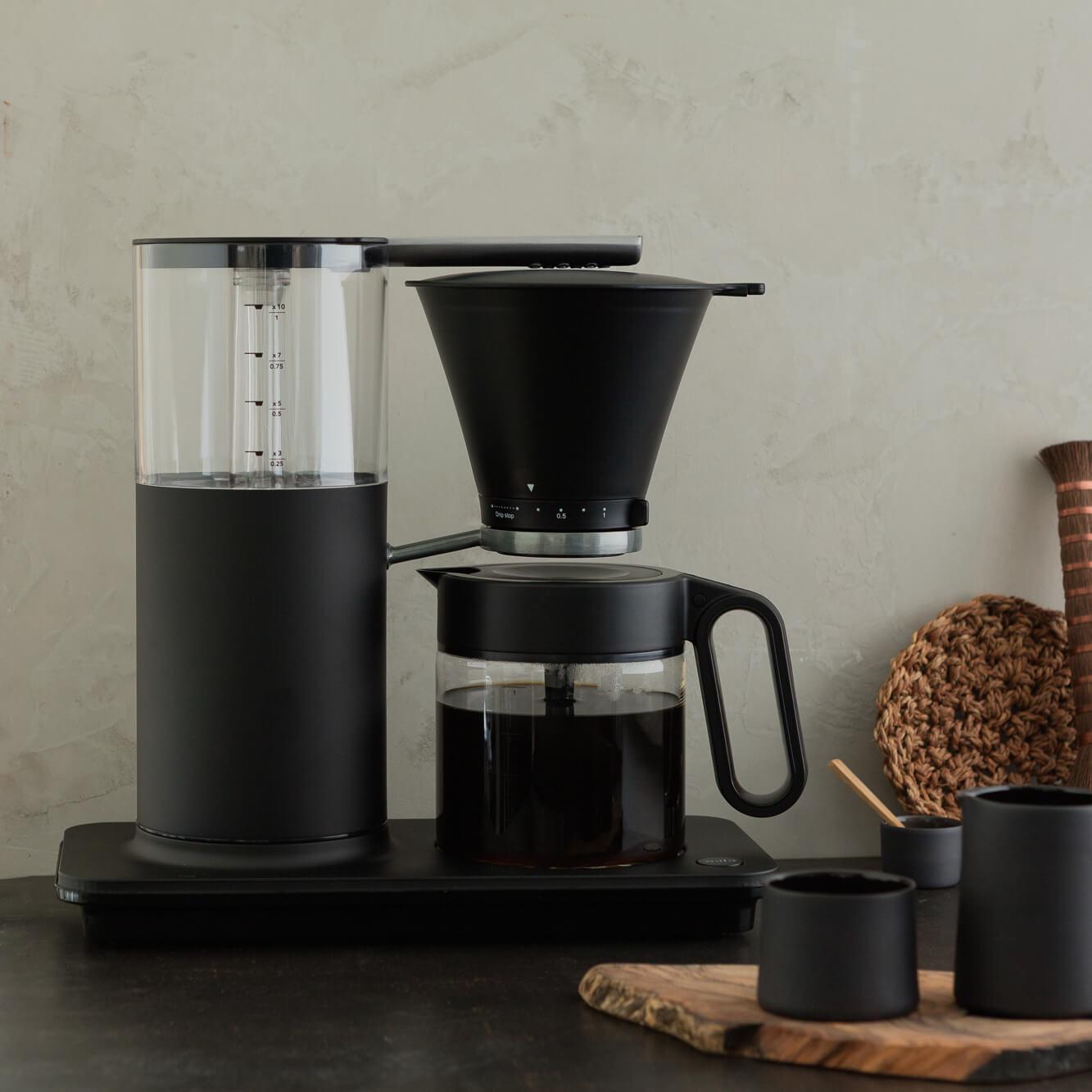 Wilfa Filterkaffeemaschine CLASSIC Plus Matt Schwarz