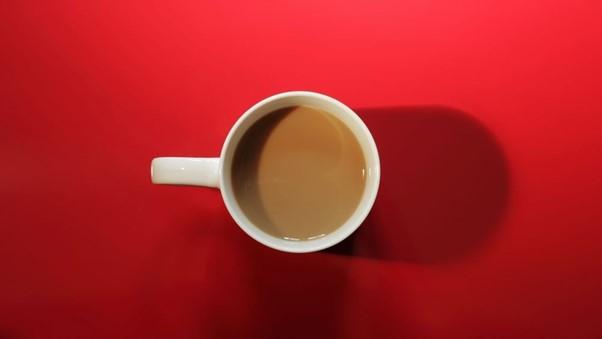 Zicaffè Kaffee in einer Tasse