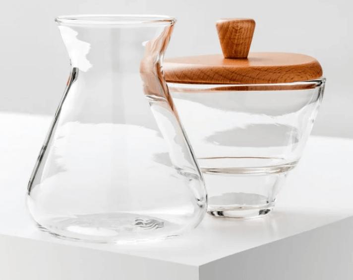 Chemex Milch und Zucker Set