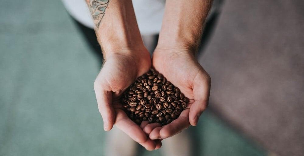 Handverlesene_Kaffeebohnen
