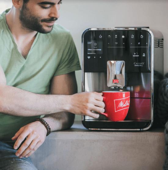 Kaffeevollautomaten von Melitta