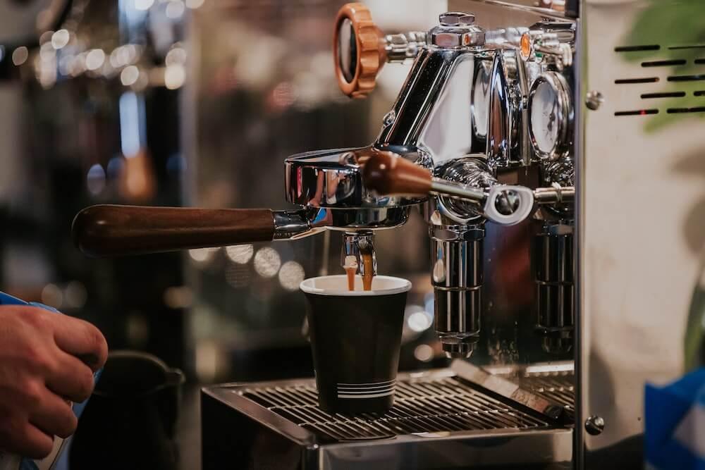 Kaffeezubereitung mit der Siebträgermaschine