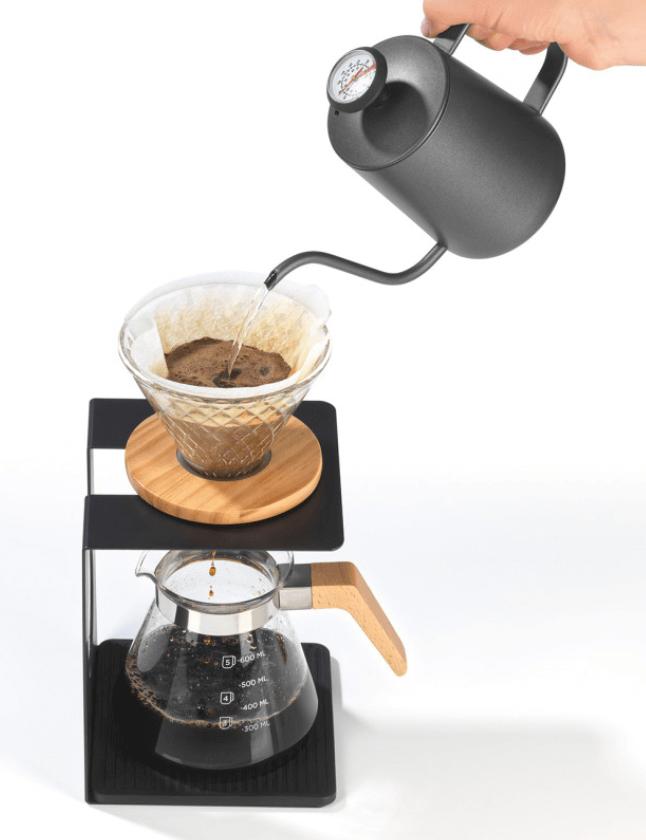 Beem Wasserkessel für Filterkaffeezubereitung
