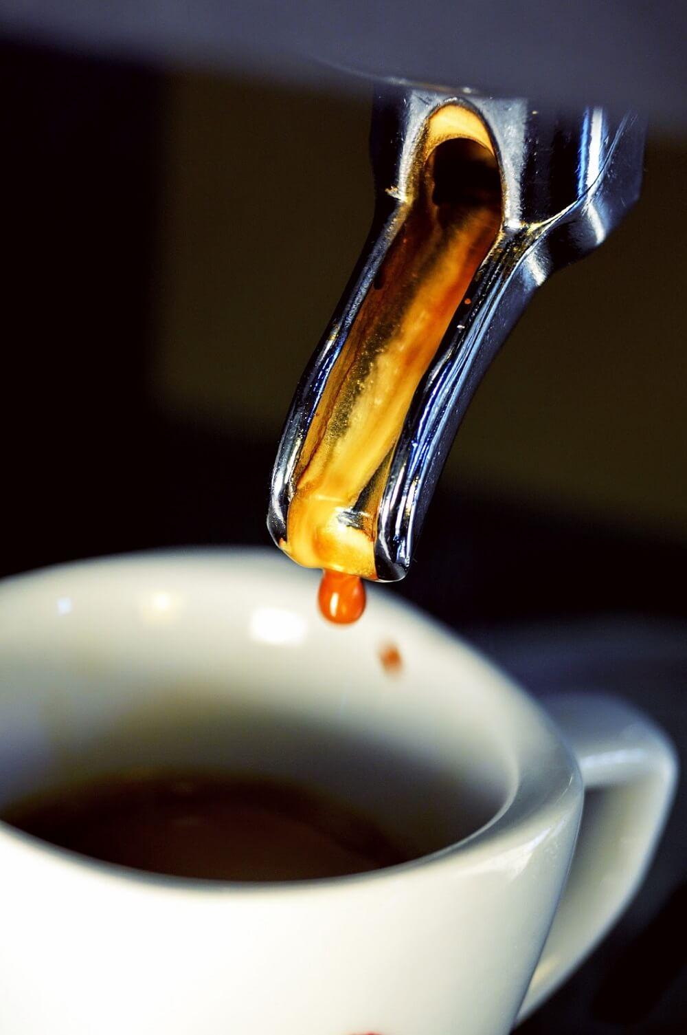Espresso Pads Zubereitung