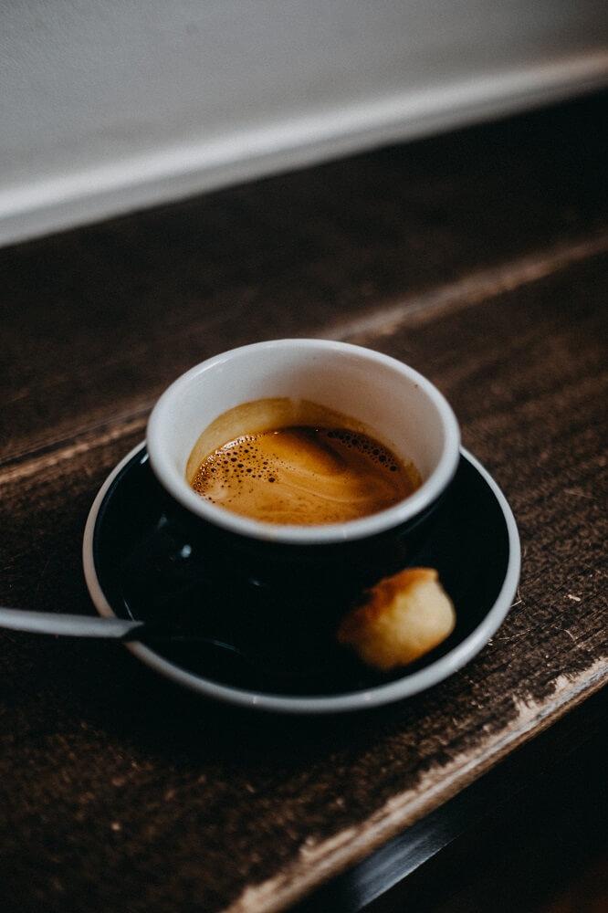 Espresso aus Vollautomat