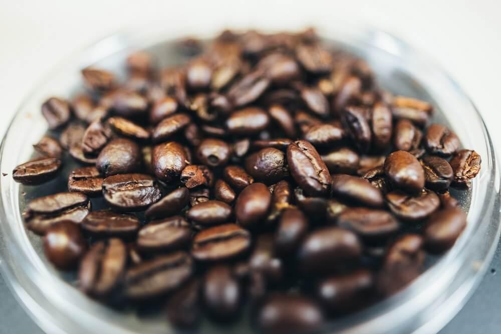 Espressobohnen Siebträger