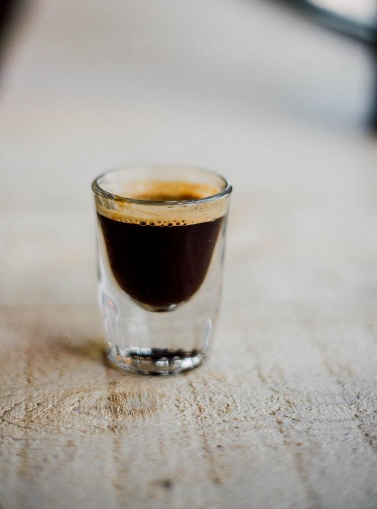 Espresso Zubreitung ESE Pads