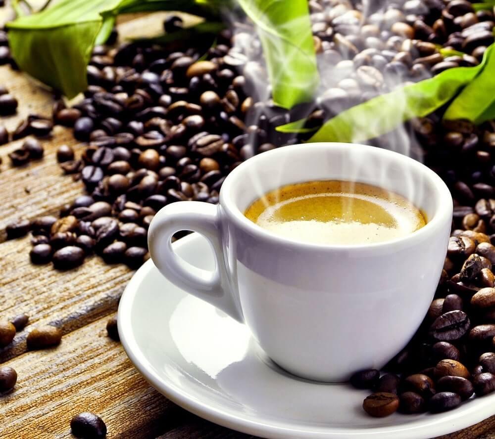 Espresso in Espressotasse
